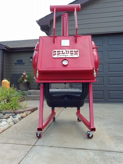 Built In Smoker Outdoor Kitchen: You Dream It, We Build It.